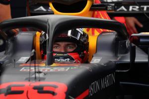 Verstappen leads Red Bull 1-2 in Abu Dhabi FP1