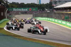 F1 reports 10 percent rise in TV viewership