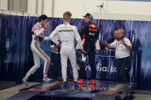 Verstappen: No regrets over 'really calm' Ocon push