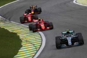 Bottas 'getting annoyed' by constant defending in F1 races