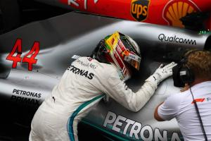 Hamilton's engine was one lap away from failure in Brazil