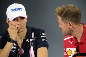 Vettel: Verstappen's emotions part of F1, swings both ways