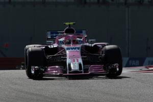 Stewards set to rule on Haas/Force India protest on Saturday