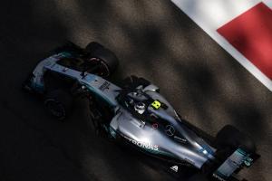 Bottas fastest as night falls in Abu Dhabi FP2