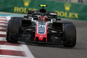 Haas sets date of new F1 livery reveal for 2019