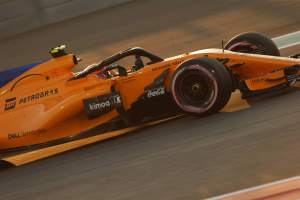 McLaren uncertain of fuel supplier for new F1 season