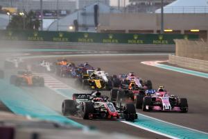 Brawn: Lack of F1 midfield team podiums 'unacceptable'