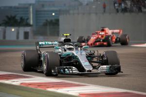 Bottas: 'Not ideal' Abu Dhabi race sums up my season
