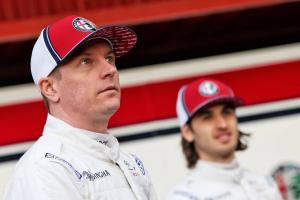 Raikkonen: No different feeling at Alfa compared to Ferrari