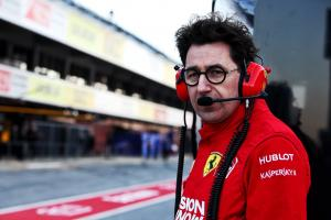 Binotto: 'Completely wrong' to assume Ferrari are ahead