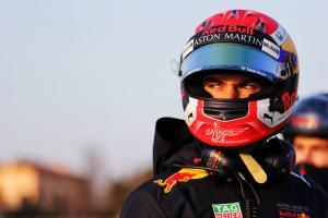 """Verstappen """"not too worried"""" about Ferrari, Mercedes pace"""