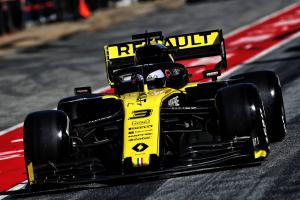 Barcelona F1 Test 2 Times - Thursday 3pm