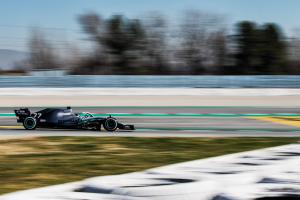 Barcelona F1 Test 2 Times - Friday 11am