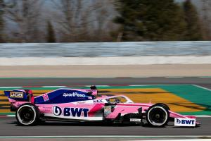 Racing Point takes BWT-badged F1 engines for 2019
