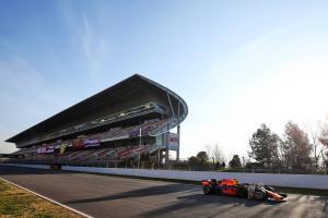 Barcelona F1 Test 2 Times - Thursday 12pm