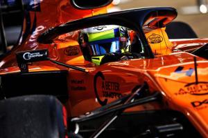 Norris: McLaren making clear progress on 'big weaknesses'