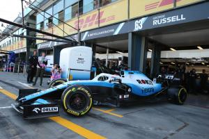Russell doubts Williams will fail to qualify in Australia