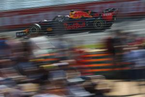 Verstappen: Qualifying perfect but practice not