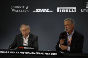 F1 Paddock Notebook - Australian GP Friday