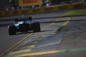 F1 Australian GP - Qualifying Results