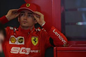 """Leclerc disappointed himself with """"very bad job"""" in qualifying"""