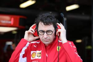 Binotto: Ferrari must encourage drivers despite mistakes