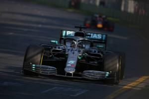 Mercedes suspects Hamilton's floor damage caused by kerbs