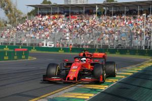 Australia struggles did not reflect Ferrari's 'real potential'
