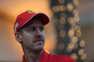 Vettel: Belief in myself and Ferrari stronger than ever