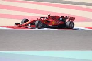 Leclerc beats Vettel as Ferrari maintains dominance