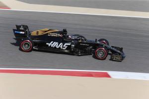 Bahrain F1 Test Times - Tuesday 1PM