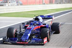 Bahrain F1 Test Times - Tuesday 11AM