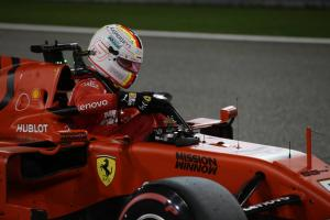 Vettel avoids Bahrain F1 penalty after qualifying