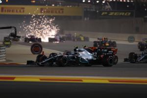 F1 Bahrain Grand Prix - Race Results