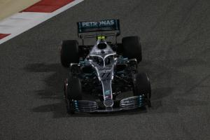 Bottas felt 'quite lonely' before late rise to P2