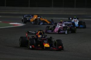 Verstappen: We didn't deserve podium despite safety car
