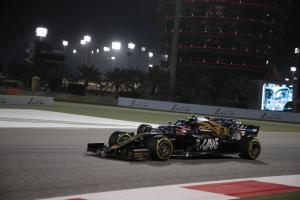 Magnussen: Haas hopeless as pace disappeared