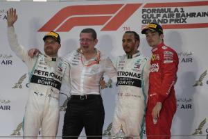 F1 Driver Ratings - Bahrain Grand Prix