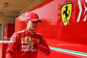 Schumacher: Very easy balancing F1 and F2 duties