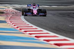 Bahrain F1 Test Times - Wednesday 12PM