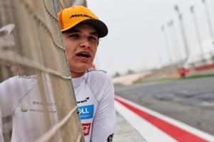 Norris: McLaren maximising everything to beat quicker rivals