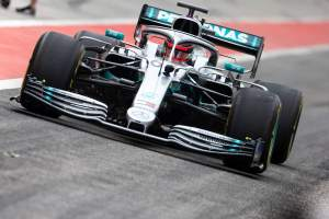 Bahrain F1 Test Times - Wednesday 1PM