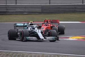 Mercedes cannot feel 'invincible' against Ferrari - Bottas