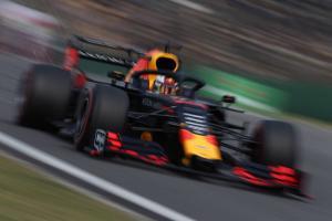 Horner: Red Bull never set win targets with Honda for 2019