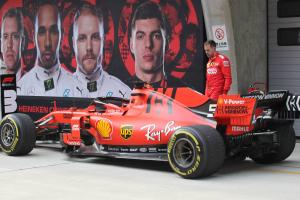 Next couple of weeks vital for Ferrari – Vettel