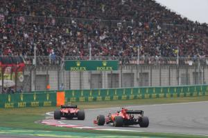 Reliability concerns prompted Ferrari CE changes
