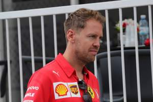 Ferrari 'on the same page' over F1 team orders - Vettel