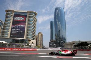 F1 Azerbaijan Grand Prix - FP2 Results