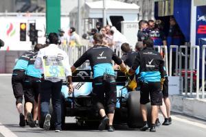 Williams to seek compensation for Baku car damage