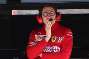 Binotto: Ferrari losing a lot in each corner